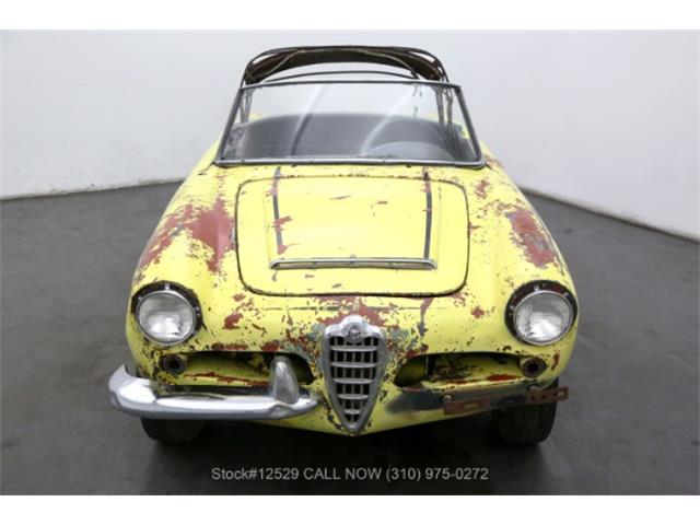 1963 Alfa Romeo Giulietta Spider (CC-1418170) for sale in Beverly Hills, California
