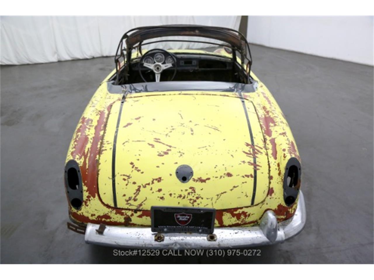 1963 Alfa Romeo Giulietta Spider (CC-1418170) for sale in Beverly Hills, California