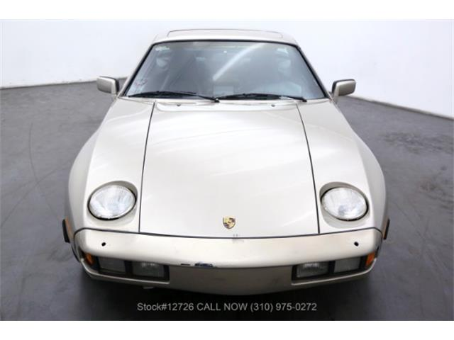 1985 Porsche 928S (CC-1418171) for sale in Beverly Hills, California