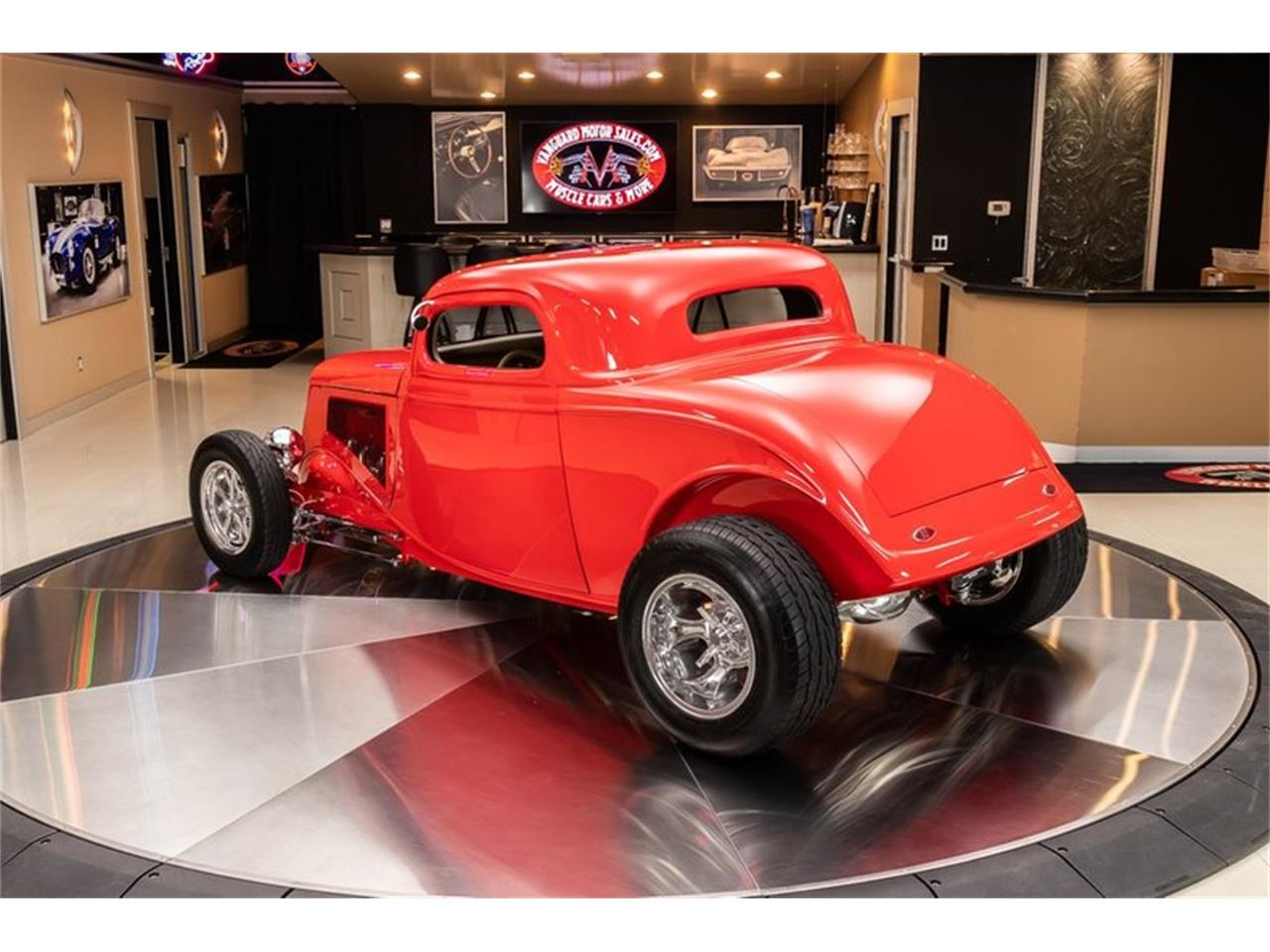 1933 Ford 3-Window Coupe (CC-1418174) for sale in Plymouth, Michigan