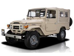 1977 Toyota Land Cruiser FJ (CC-1418175) for sale in Charlotte, North Carolina