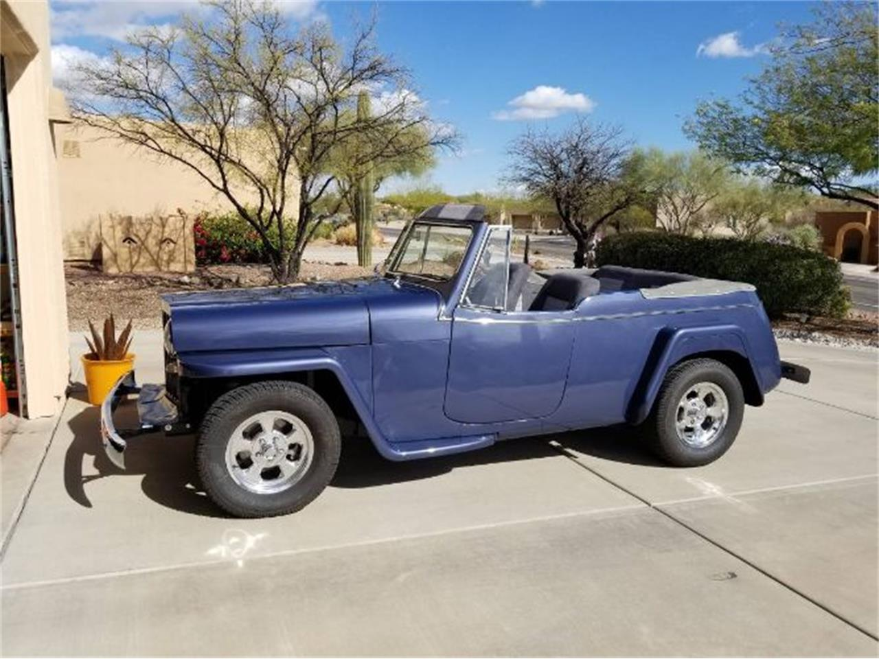 1949 Willys Jeepster (CC-1418176) for sale in Cadillac, Michigan