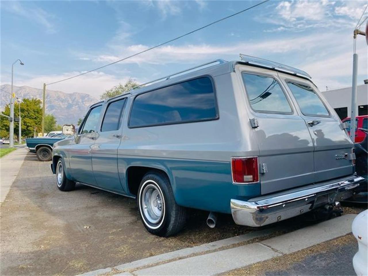 1988 GMC Suburban (CC-1418178) for sale in Cadillac, Michigan