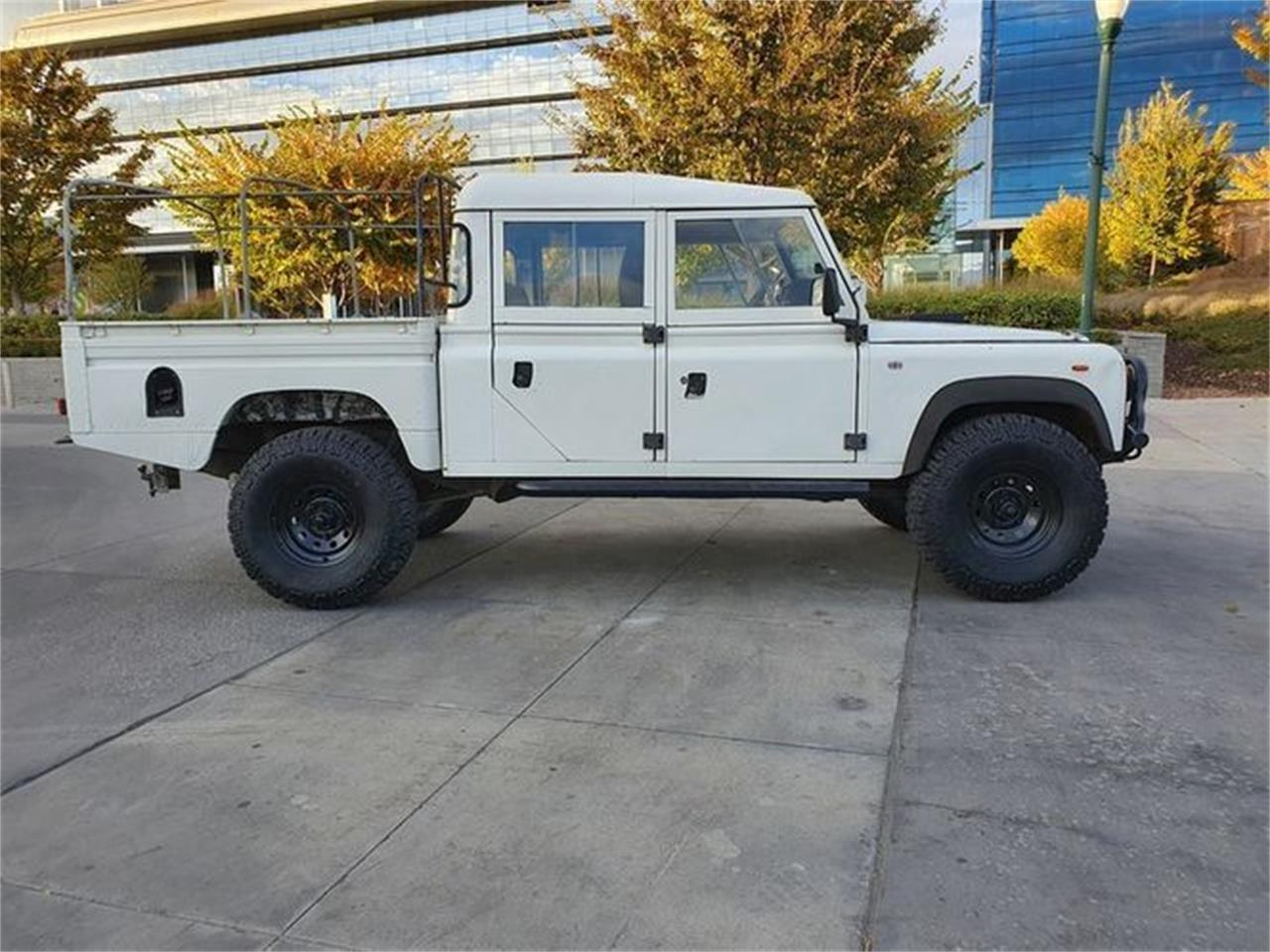1980 Land Rover Defender (CC-1418179) for sale in Cadillac, Michigan