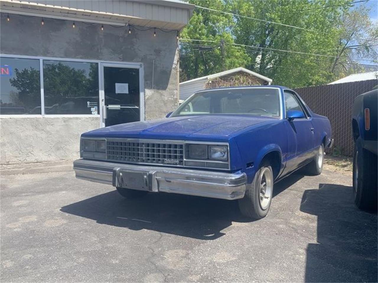 1986 GMC Caballero (CC-1418183) for sale in Cadillac, Michigan
