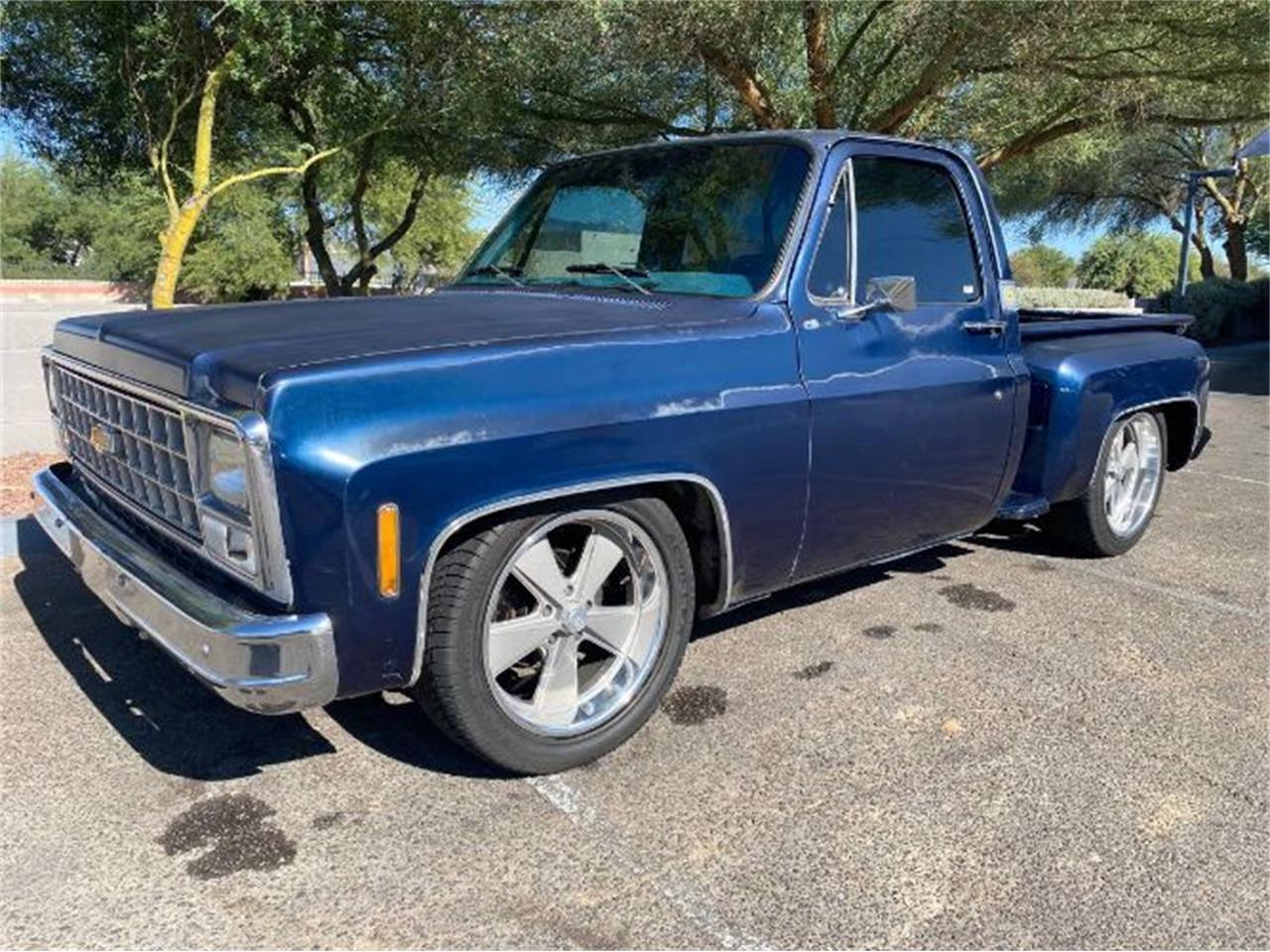 1980 Chevrolet C10 (CC-1418184) for sale in Cadillac, Michigan