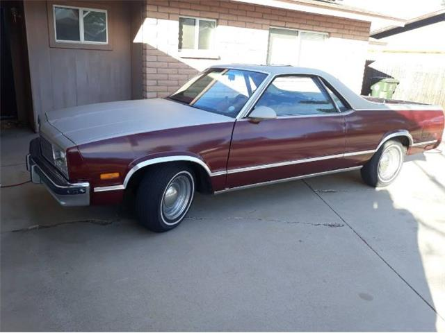 1987 Chevrolet El Camino (CC-1418190) for sale in Cadillac, Michigan