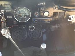 1982 Jeep CJ7 (CC-1418191) for sale in Cadillac, Michigan