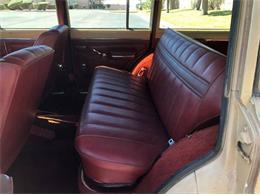 1978 Jeep Cherokee Chief (CC-1418193) for sale in Cadillac, Michigan