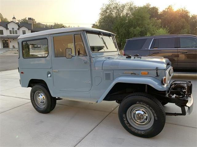 1970 Toyota Land Cruiser FJ (CC-1418195) for sale in Cadillac, Michigan