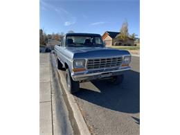 1978 Ford F150 (CC-1418202) for sale in Cadillac, Michigan