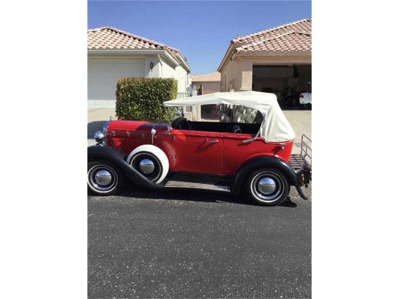 1931 Ford Phaeton (CC-1418204) for sale in Cadillac, Michigan