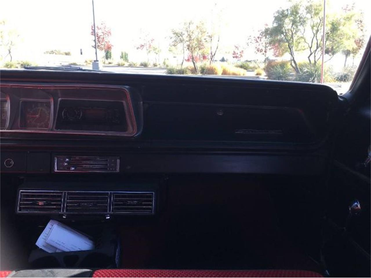 1966 Chevrolet Bel Air (CC-1418205) for sale in Cadillac, Michigan