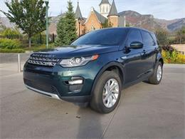 2016 Land Rover Discovery (CC-1418209) for sale in Cadillac, Michigan