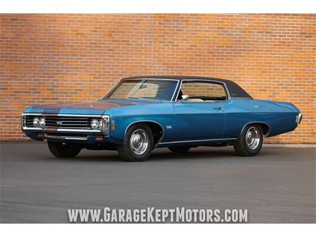 1969 Chevrolet Impala (CC-1418213) for sale in Grand Rapids, Michigan