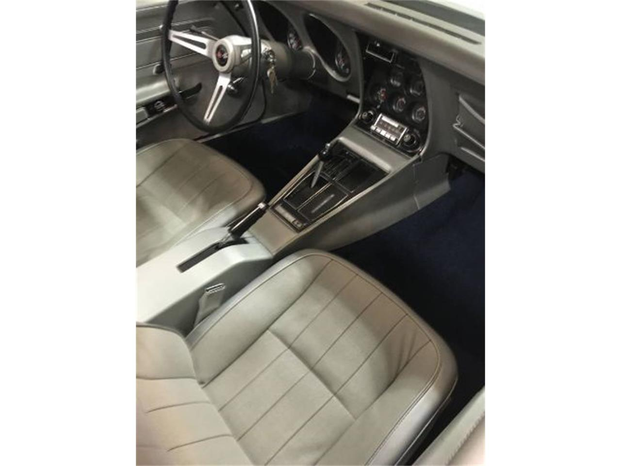 1975 Chevrolet Corvette (CC-1418214) for sale in Cadillac, Michigan