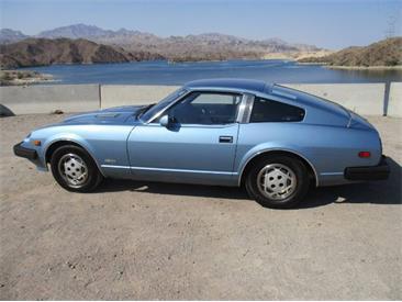 1980 Datsun 280ZX (CC-1418215) for sale in Cadillac, Michigan