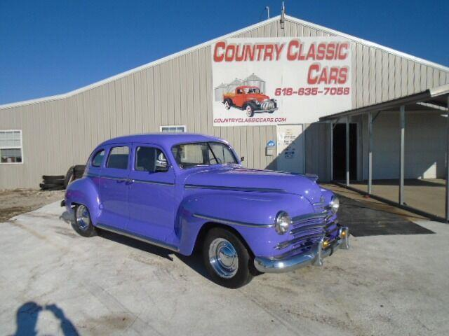 1948 Plymouth Deluxe (CC-1418222) for sale in Staunton, Illinois