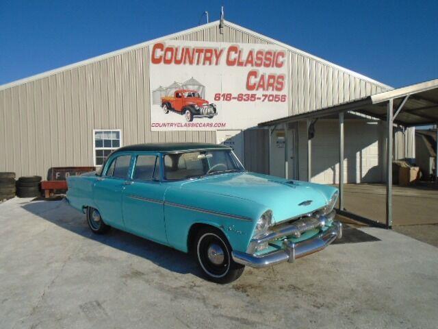 1955 Plymouth Savoy (CC-1418223) for sale in Staunton, Illinois