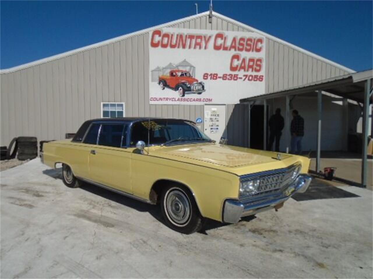1966 Chrysler Imperial (CC-1418226) for sale in Staunton, Illinois