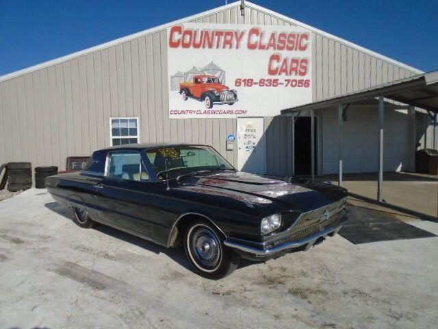 1966 Ford Thunderbird (CC-1418227) for sale in Staunton, Illinois