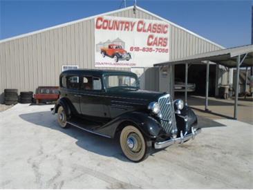 1934 Chevrolet Master (CC-1410824) for sale in Staunton, Illinois