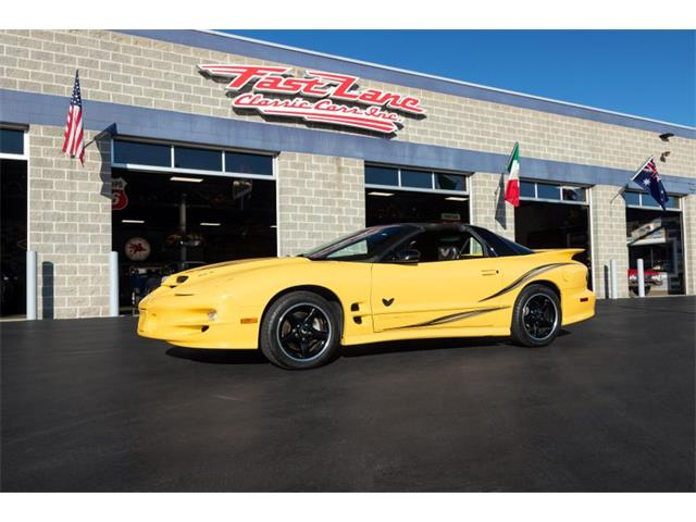 2002 Pontiac Firebird Trans Am (CC-1418247) for sale in St. Charles, Missouri