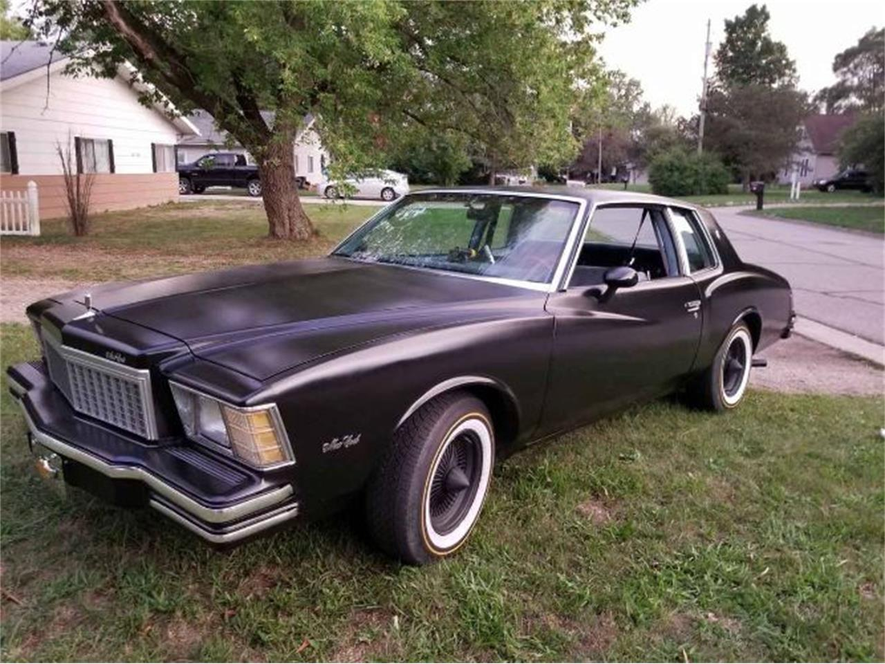 1979 Chevrolet Monte Carlo (CC-1410825) for sale in Cadillac, Michigan