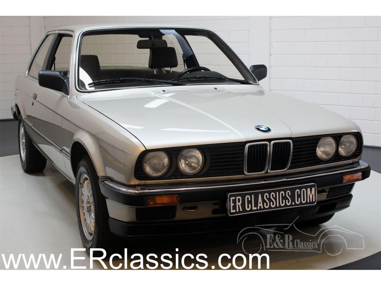 1983 BMW 3 Series (CC-1418250) for sale in Waalwijk, Noord-Brabant