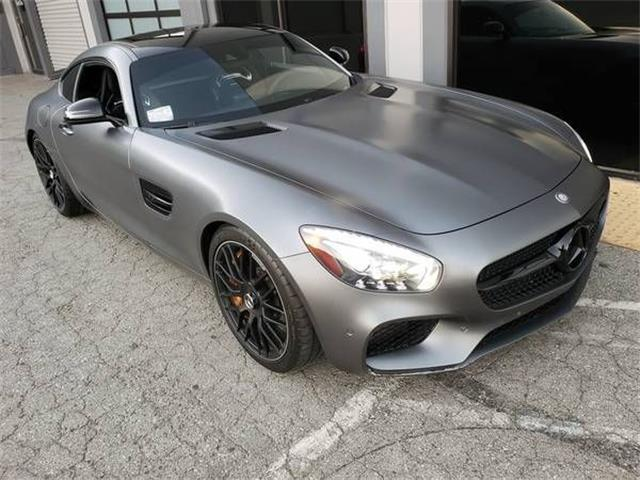2017 Mercedes-Benz AMG (CC-1418254) for sale in Cadillac, Michigan