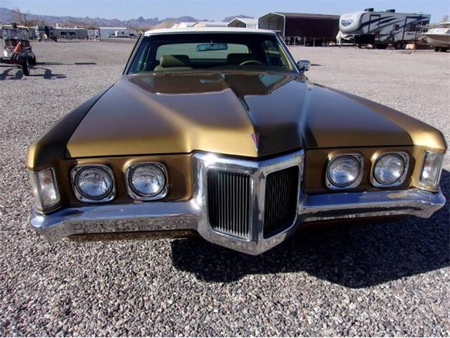 1970 Pontiac Grand Prix (CC-1418255) for sale in Cadillac, Michigan