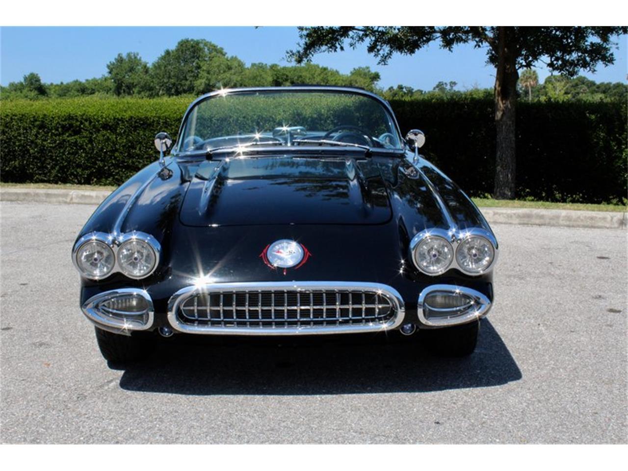 1959 Chevrolet Corvette (CC-1418256) for sale in Sarasota, Florida