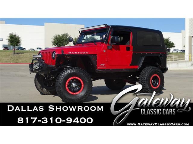 2005 Jeep Wrangler (CC-1410827) for sale in O'Fallon, Illinois