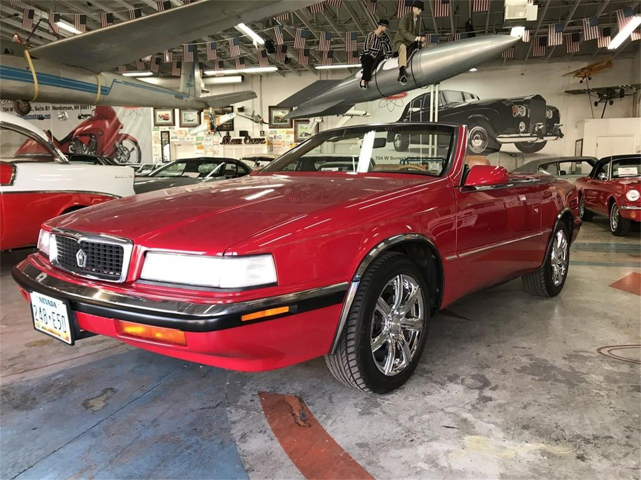 1991 Chrysler TC by Maserati (CC-1418277) for sale in Henderson, Nevada