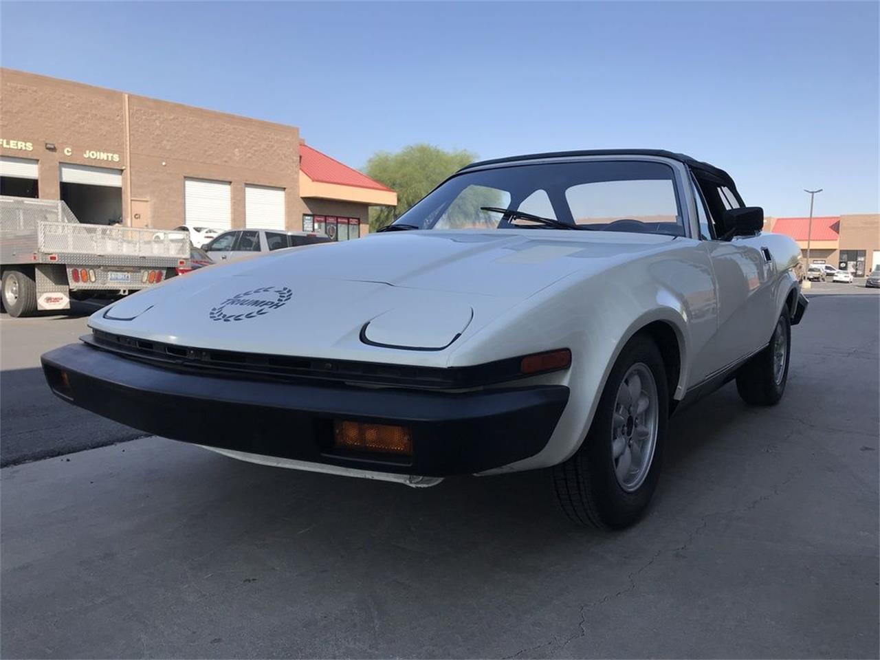 1979 Triumph TR7 (CC-1418280) for sale in Henderson, Nevada