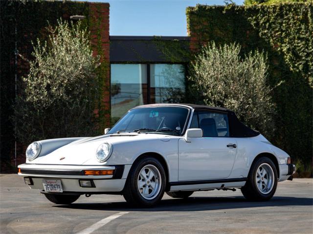 1987 Porsche 911 Carrera (CC-1418281) for sale in Marina Del Rey, California