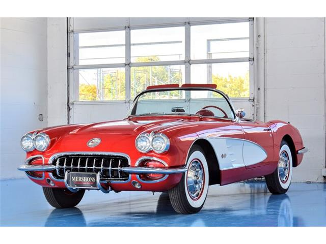 1959 Chevrolet Corvette (CC-1418284) for sale in Springfield, Ohio
