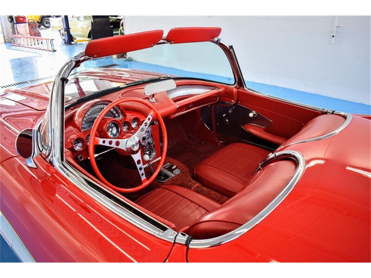 1959 Chevrolet Corvette (CC-1418284) for sale in Springfield, Ohio