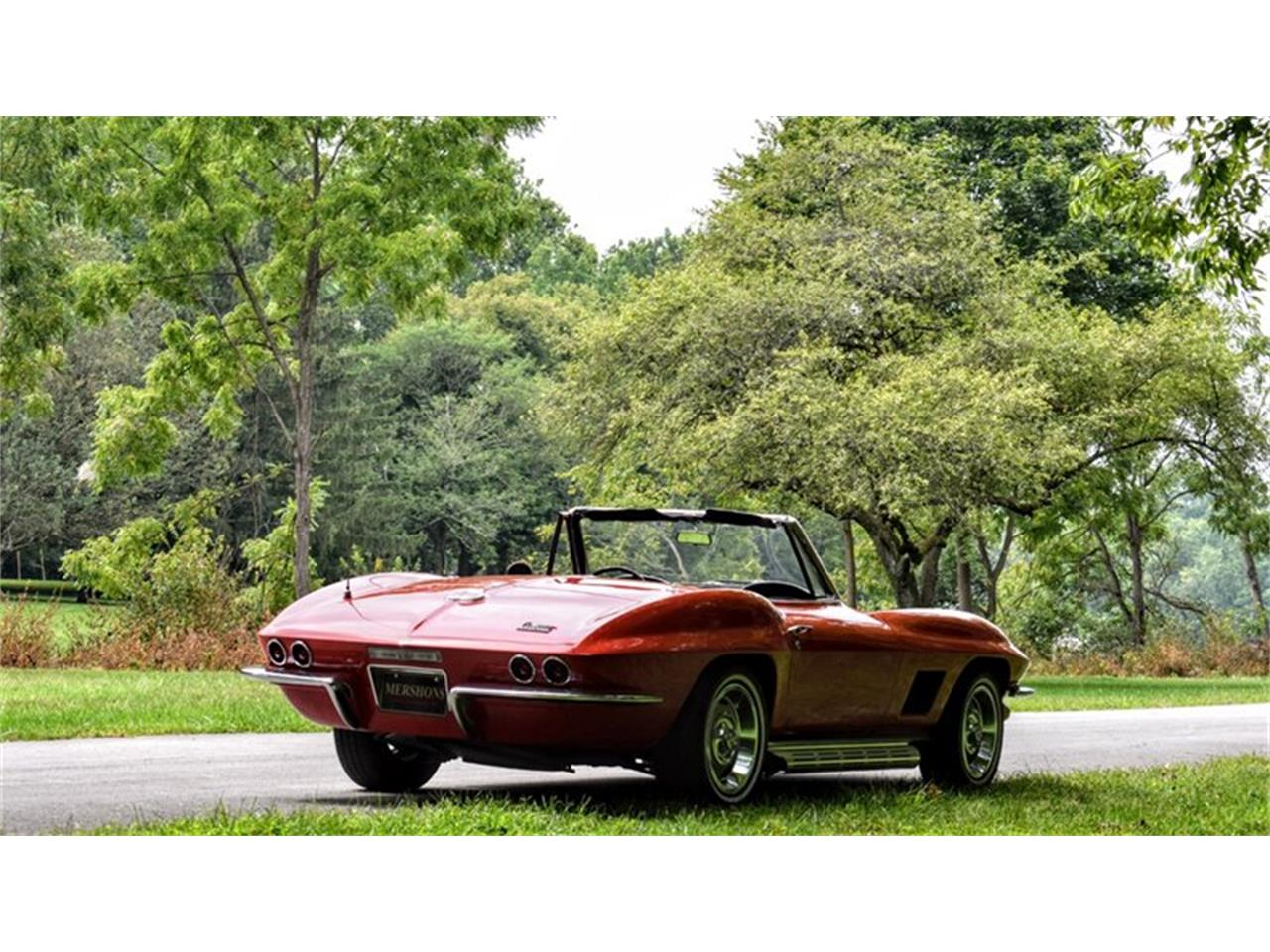1967 Chevrolet Corvette (CC-1418286) for sale in Springfield, Ohio