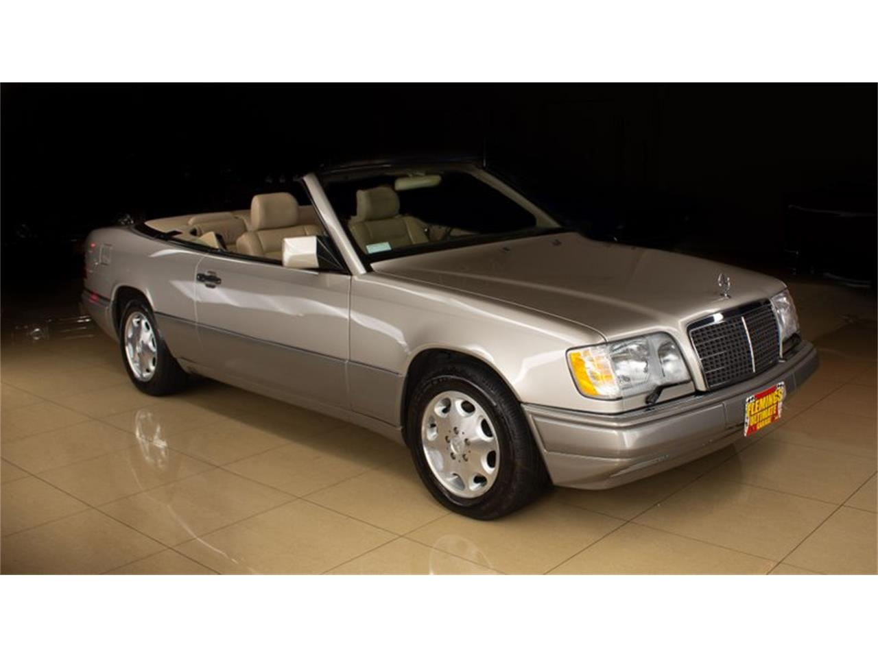 1995 Mercedes-Benz E320 (CC-1418288) for sale in Rockville, Maryland