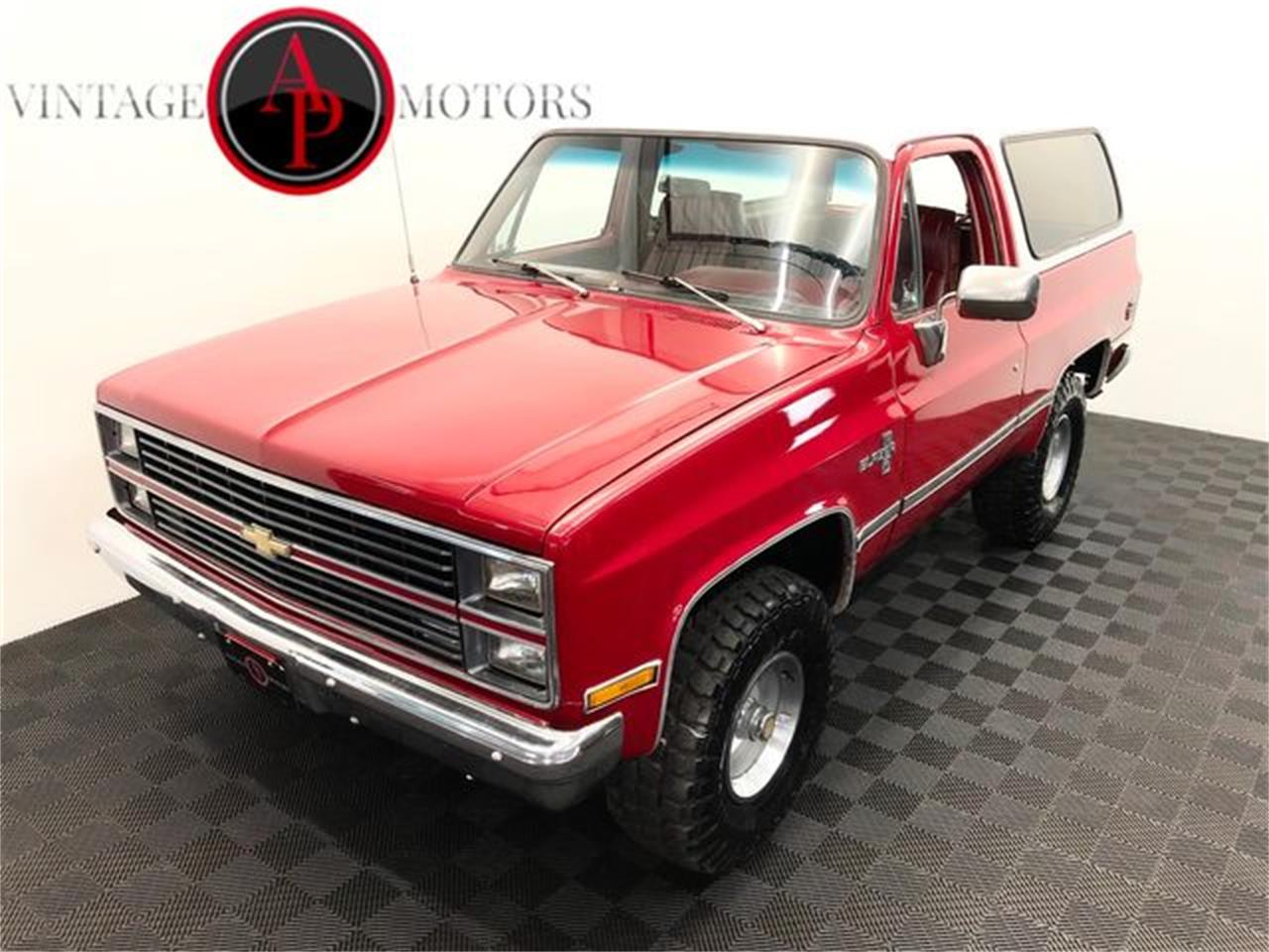 1983 Chevrolet Blazer (CC-1410829) for sale in Statesville, North Carolina