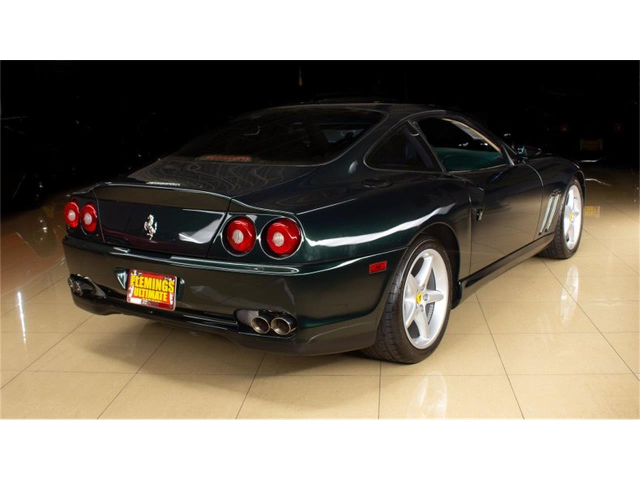 1999 Ferrari 550 Maranello (CC-1418292) for sale in Rockville, Maryland