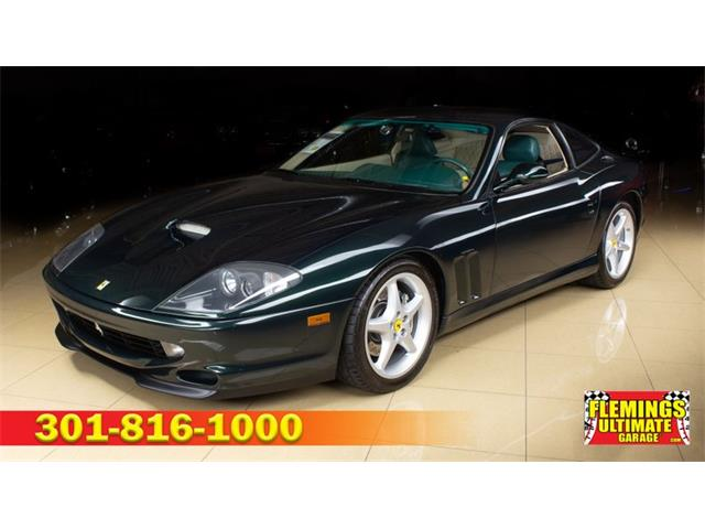 1999 Ferrari 550 Maranello (CC-1418292) for sale in Rockville, Maryland