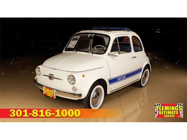 1967 Fiat 500L (CC-1418304) for sale in Rockville, Maryland