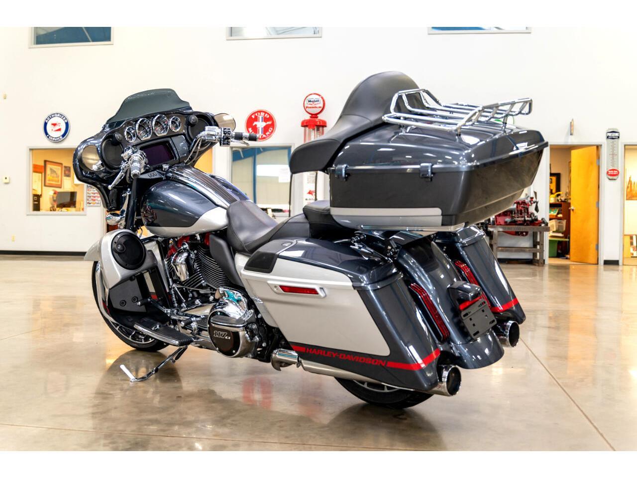 2019 Harley-Davidson CVO Street Glide (CC-1418306) for sale in Salem, Ohio