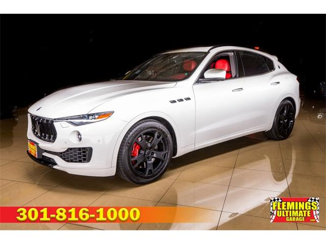 2017 Maserati Levante (CC-1418307) for sale in Rockville, Maryland