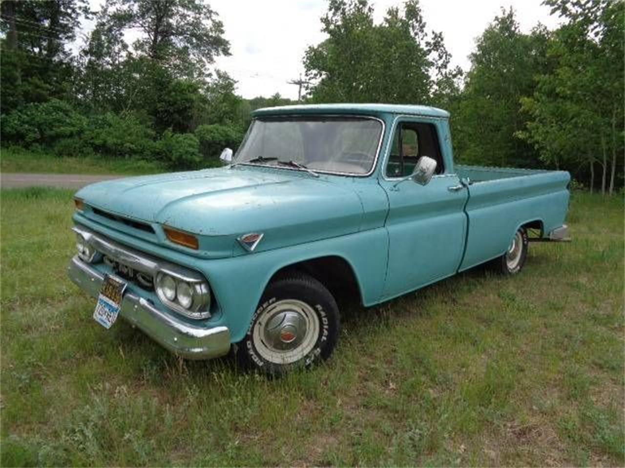1965 GMC Pickup (CC-1410831) for sale in Cadillac, Michigan