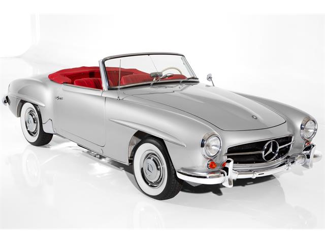 1959 Mercedes-Benz 190SL (CC-1418310) for sale in Des Moines, Iowa