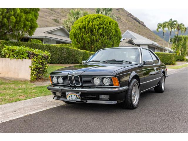 1985 BMW 635csi (CC-1418313) for sale in Honolulu, Hawaii