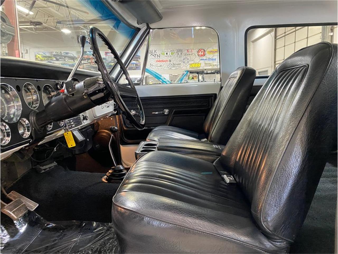 1972 Chevrolet Blazer (CC-1418316) for sale in Lincoln, Nebraska